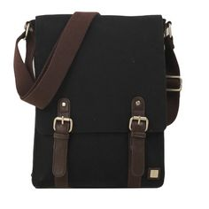 Crossbody Bag Black now featured on Fab.