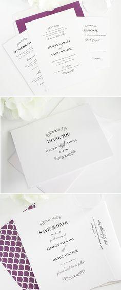 chic elegance wedding invitations http://www.shineweddinginvitations.com/wedding-invitations/chic-elegance-wedding-invitations
