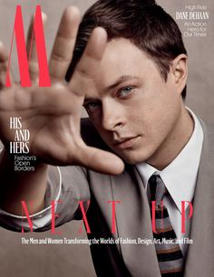 Next Up Dane DeHaan and Anya Taylor-Joy grace the covers of W's His and Hers issue. Dane DeHaan is photographed by Craig McDean, styled by Max Pearmain. Anya Taylor-Joy is photographed by Paolo. Dane Dehaan, Craig Mcdean, Jack Huston, A Cure For Wellness, Anna Wood, Anya Taylor Joy, Cover Boy, The Fashionisto, Great Dane Puppy