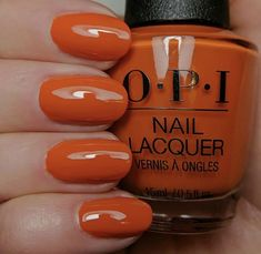 If you love bold fall colors, you should check out these gorgeous fall nail colors from OPI. Bold reds, deep purples and more at your fingertips!