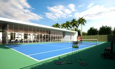 Game, Set, Match! We look forward to serving you an array of leisure and lifestyle amenities. Take a look at what's coming to #151atBiscayne.
