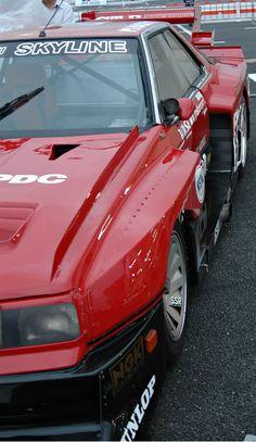 https://plus.google.com/+JohnPruittMotorCompanyMurrayville  Nissan Skyline R30 RS-Turbo Super Silhouette