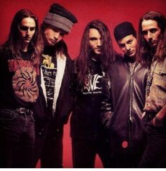 Pearl Jam early 1990's