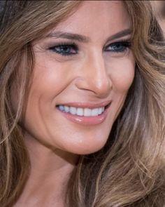 First Lady Melania Trump Trump Is My President, Trump One, First Lady Melania Trump, Trump Melania, Melina Trump, Donald Trump Family, Melania Knauss Trump, M Beauty, Divas