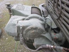 Mercedes unimog U1300L PTO winch truck 4x4 for sale | MOD direct ...