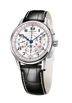 TimeZone : Industry News » N E W M o d e l - Longines Telemeter Chronograph #luxurywatch #longines #chronograph longines chronograph Swiss Watchmakers  Pilots Divers Racing watches #horlogerie @calibrelondon