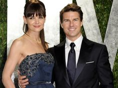 Katie Holmes may be splitting from Tom, but she's sticking by her U.S.-made apparel label, Holmes & Yang.
