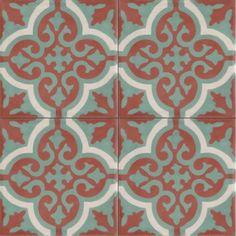 Moroccan Encaustic Cement Pattern Tiles 03c
