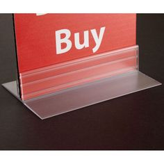 Qty Clear X Restaurant Tabletop Display Frame Sided Open - Restaurant table top sign holders
