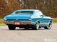 The Best Chevy Muscle Cars at: http://www.musclecardefinition.com/
