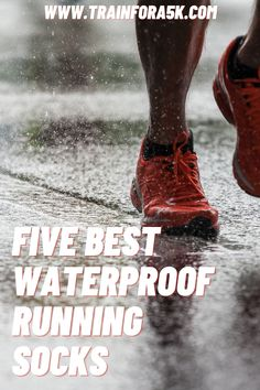 We have done our research and discovered the best waterproof running sock options on the market today. We did not just look at overall water resistance, but also comfort, durability, breathability, and general performance as factors to consider as well. Jogging For Beginners, Running For Beginners, Running Tips, Running Apparel, Cool Outfits, Summer Outfits, Fall Months, Running Socks, Training Plan