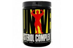 Universal Nutrition Sterol Complex 180 Tablets + Free Sample Price: WAS £39.99 NOW £29.99
