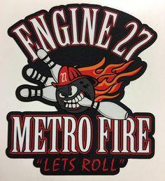 Metro Fire Engine 27
