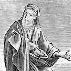 Empedobles.  El final de su vida lo pasó exiliado en el Peloponeso.