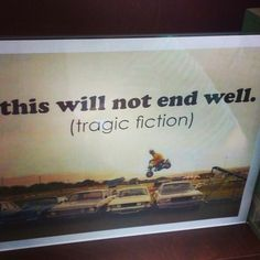 tragic fiction library display : tragedy, apocalypse, angst etc. Library Work, Library Bulletin Boards, Future Library, Middle School Libraries, Elementary Library, Teen Library Displays, Library Inspiration, Library Ideas, Teacher Librarian