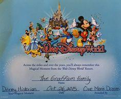 How to Become a Citizen of Walt Disney World! - TouringPlans.com Blog