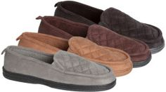 James Fiallo Men's Quilted Suede Loafers for $10  free shipping #LavaHot http://www.lavahotdeals.com/us/cheap/james-fiallo-mens-quilted-suede-loafers-10-free/125555