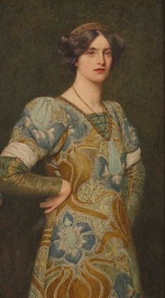 James Dromgole Linton : Katherine, from the Taming of the Shrew 1896
