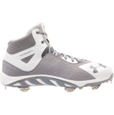 Under Armour Men's Spine Heater Mid ST Baseball Cleat - Dick's Sporting Goods Softball Cleats, Under Armour Men, Sports Shoes, Pairs, Board, Clothes, Outfits, Clothing, Kleding