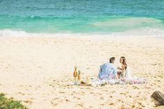 Maui Northshore Love beach portrait session, Baldwin beach // Hawaii Photography Honeymoon , Proposal , engagement session