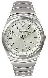 Kenneth Cole New York Bracelet Silver Dial Men's watch #KC9062 Kenneth Cole. $44.99