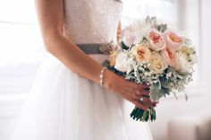 Pretty as a Picture Pastel Wedding