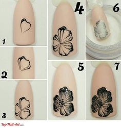 Charming Witches · Nails