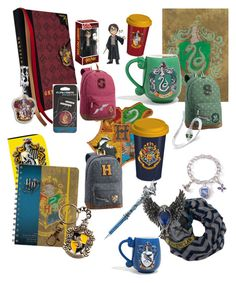 """""""#PolyPresents: Wish List Harry Potter ⚡️⚡️"""" by fashion0203 ❤ liked on Polyvore featuring PopSockets, Warner Bros., PBteen, Funko, Elope, Gemco, contestentry and polyPresents"""