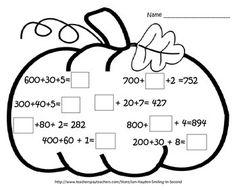 """FREE MATH LESSON - """"Expanded Form - CCSS2.NBT.A.1"""" - Go to The Best of Teacher Entrepreneurs for this and hundreds of free lessons.  2nd - 3rd Grade   #FreeLesson  #Math   http://www.thebestofteacherentrepreneurs.net/2014/10/free-math-lesson-expanded-form.html"""