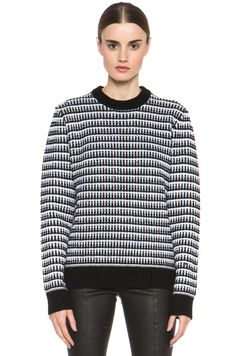 Chic Picks: This Season's Perfect Knits | Visual Therapy Proenza Schouler sweater