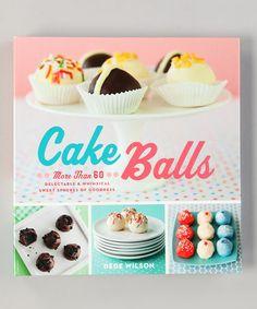 Great cake pop cookbook.
