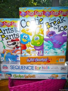 "Classic ""Board"" Games to Play with Three-Year Olds .. and WHY - Play Dr Mom"