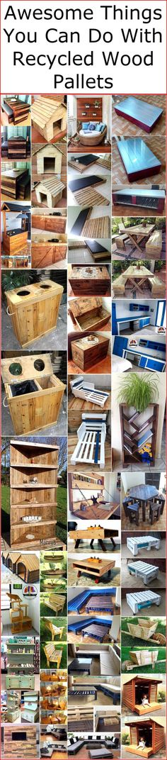 At the beginning of this new year, we are bringing to you few fascinating, stylish and modern ideas that you can easily craft by recycling the useless wooden pallets of your place. These awesome things and plans will able you to construct a beautiful display rack for your shopping store, an amazing toddler bed for your lovely kid, a stylish wooden planter to enhance the grace of your garden area, and an awesome balcony art that will make the whole environment to breathe.