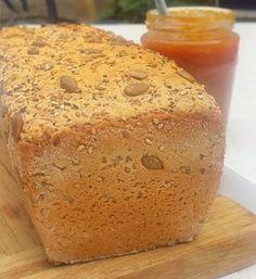 Un pain sans gluten doré et croustillant c'est possible !