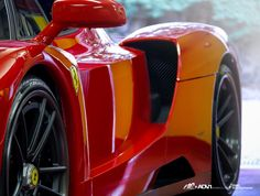 Enzo Ferrari... a decade later and its still a show stopper