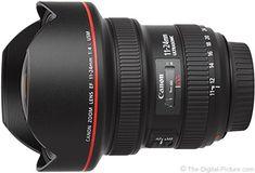 Canon EF 11-24mm f/4 USM Lens