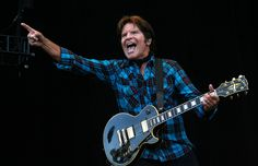 My parents, my sisters, our spouses and kids and I saw John Fogerty in concert in 3 generations of John Forgerty fans. John Fogerty, Outside Lands, Creedence Clearwater Revival, Great Artists, Guitars, The Outsiders, Parents, Sisters, Fans