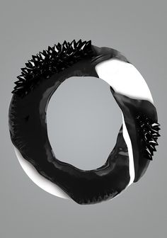 Print / ferrofluid type