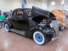 1936 Ford Coupe | by splattergraphics