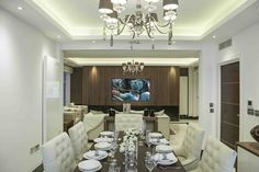Dining Room Interiors | JHR Interiors