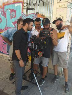 Shooting day The bachelor 3movie