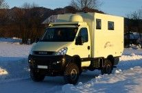 Iveco Daily Expeditionsmobil / Expedition car Iveco Daily 4x4