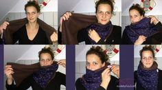 Wickelschal - made by Frau S. Nähanleitung auf http://www.leni-pepunkt.de/adventskalender-tuerchen-22-tutorial-fuer-einen-wickelschal-mit-knopf/