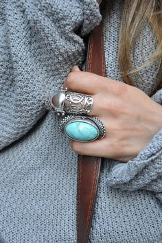 Layered/stacked jewelry