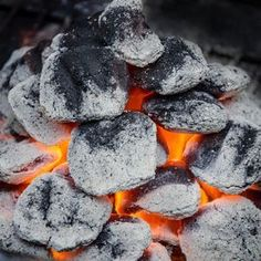 Grilling with charcoal is a science. If you put the food on too early, you may end up with jerky before it's cook thoroughly.