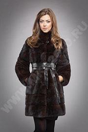 Купить пальто из норки недорого