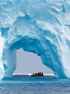 Un viaje a la #Antártida el sueño de los grandes viajeros #viajes