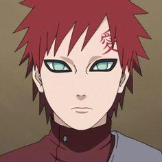 Gaara aus Naruto