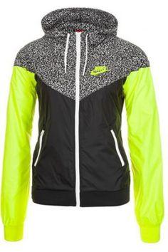 Nike Windrunner jack met capuchon voor dames
