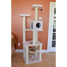 "Found it at Wayfair - 73"" Classic Cat Tree"